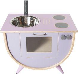 Spielküche - Holz - Sebra